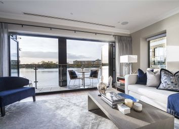 Thumbnail 3 bedroom end terrace house for sale in Palace Wharf, Rainville Road, Fulham, London
