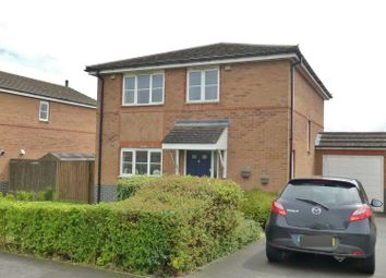 Thumbnail 4 bed detached house for sale in Harrier Close, Cottesmore, Oakham