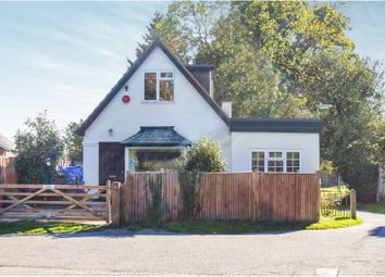 2 bed detached house for sale in Wainsford Road, Pennington, Lymington SO41