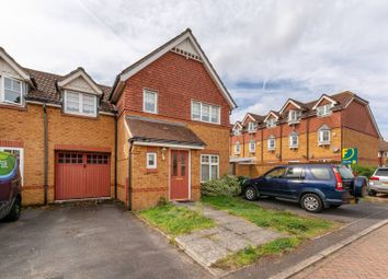 Thumbnail 3 bed end terrace house for sale in Thompson Close, Sutton