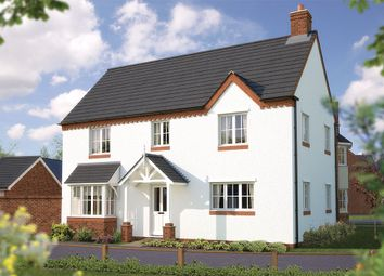"""Thumbnail 4 bed property for sale in """"The Montpellier"""" at Saxon Court, Bicton Heath, Shrewsbury"""