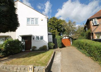 Thumbnail 2 bed semi-detached house for sale in Lane Gardens, Bushey Heath, Bushey