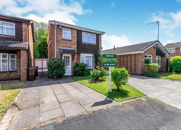 3 bed detached house for sale in Shoreham Close, Willenhall, West Midlands WV13