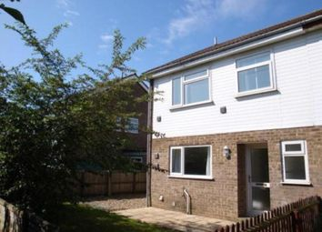 Thumbnail 3 bed semi-detached house to rent in Tithe Avenue, Beck Row