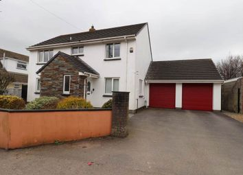 Thumbnail 4 bed detached house for sale in Bickington, Barnstaple