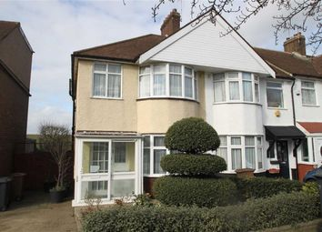 Thumbnail 3 bedroom end terrace house for sale in Waltham Way, London