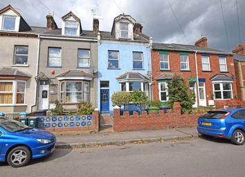 Thumbnail 5 bed terraced house for sale in South Lawn Terrace, Heavitree, Exeter