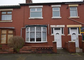 Thumbnail 3 bed terraced house to rent in Larbreck Avenue, Blackpool