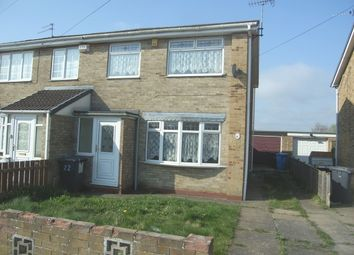 Thumbnail 3 bedroom semi-detached house for sale in Paxdale, Hull