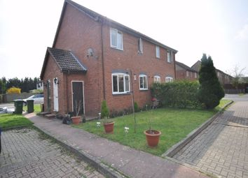 Thumbnail 1 bed end terrace house to rent in Cambridge Road, West Molesey, Surrey
