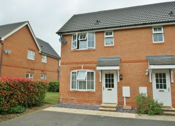 Thumbnail 1 bedroom terraced house to rent in Bryony Drive, Kingsnorth, Ashford