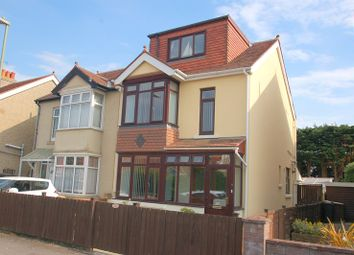 Thumbnail 4 bed semi-detached house for sale in Walton Road, Gosport