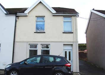 Thumbnail 3 bed terraced house for sale in New Bryn Gwyn, Fleur De Lis, Blackwood