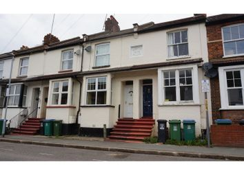 Thumbnail 2 bed terraced house for sale in Cardiff Road, Watford