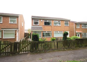 Thumbnail 2 bed semi-detached house for sale in Ashbrook Close, Brandon, Durham