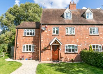 Thumbnail 4 bed semi-detached house for sale in Cheney Place, Swindon