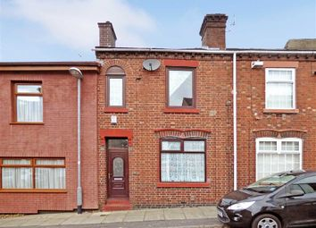 Thumbnail 3 bed terraced house for sale in Moston Street, Birches Head, Stoke-On-Trent