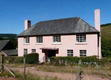 Thumbnail 5 bedroom country house to rent in Bickham, Timberscombe, Minehead