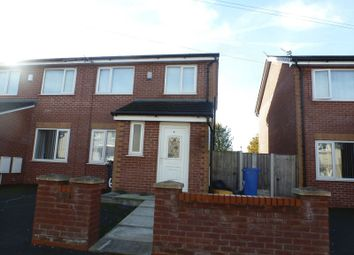 Thumbnail 3 bed semi-detached house for sale in Quernmore Road, Kirkby, Liverpool