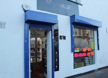 Thumbnail Retail premises for sale in Balmoral Road, London