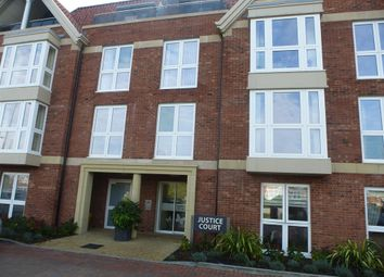 Thumbnail 1 bed flat for sale in Justice, Holt Road, Cromer