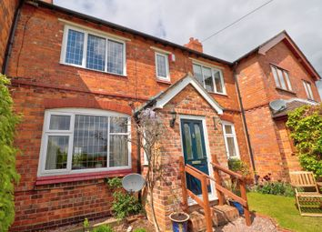 Thumbnail 3 bed terraced house for sale in Bearstone, Market Drayton