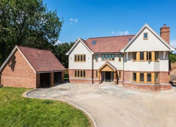 Thumbnail 5 bed detached house for sale in Tithepit Shaw Lane, Warlingham