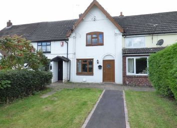 Thumbnail 2 bed cottage for sale in Rickerscote Road, Stafford