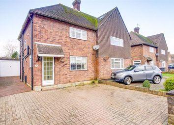 Thumbnail 2 bed semi-detached house for sale in Lansdowne Drive, Hailsham