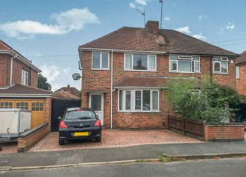 Thumbnail 3 bedroom semi-detached house for sale in Birchtree Avenue, Birstall, Leicester