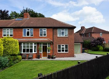 Thumbnail 4 bed semi-detached house for sale in Ashbourne Road, Boroughbridge