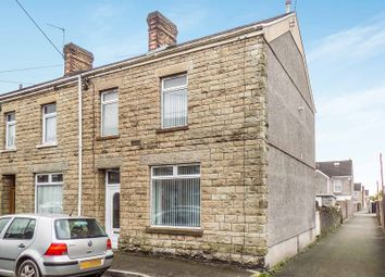 Thumbnail 3 bed end terrace house for sale in Osterley Street, Briton Ferry, Neath, Neath Port Talbot.
