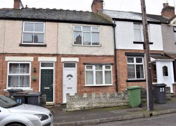 Thumbnail 2 bed terraced house for sale in George Eliot Street, Nuneaton