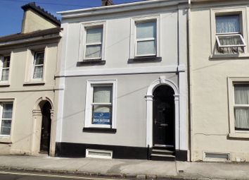 Thumbnail 3 bed terraced house to rent in Upton Road, Torquay