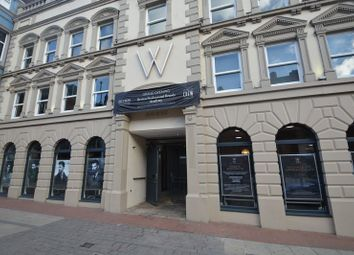 Thumbnail 1 bed flat to rent in Regent Court, Briggate, Leeds