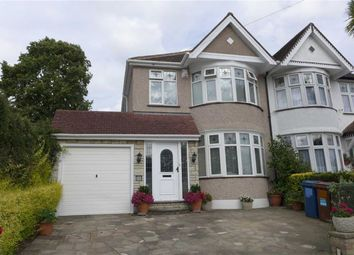 Thumbnail 3 bed semi-detached house for sale in Weald Rise, Harrow Weald, Middlesex