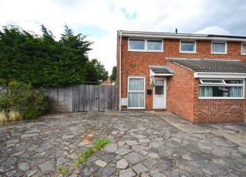 4 bed semi-detached house for sale in Cromwell Road, Saffron Walden, Essex CB11