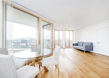 Thumbnail 2 bed flat for sale in Packenham House, 25 Lockton Street, London