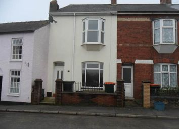 Thumbnail 2 bed end terrace house to rent in Mill Street, Caerleon, Newport