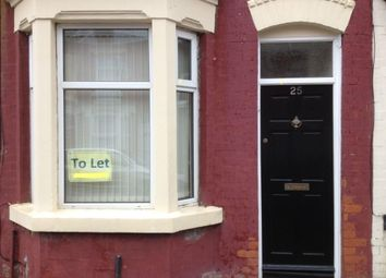Thumbnail 2 bedroom terraced house to rent in Parton Street, Kensington, Liverpool
