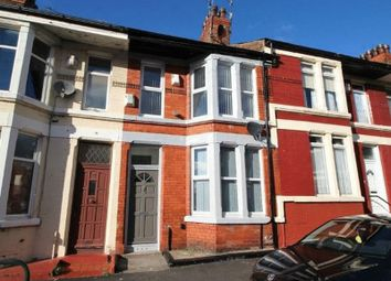 Thumbnail 3 bed terraced house for sale in Kenyon Road, Mossley Hill, Liverpool