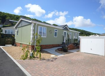 Thumbnail 2 bed mobile/park home for sale in Pear Tree Lane, Kewstoke, Weston-Super-Mare