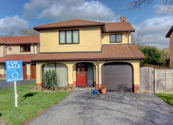 Thumbnail 4 bed detached house for sale in Mimosa Close, Sutton Hill, Telford