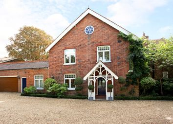 Thumbnail 4 bed detached house for sale in Station Road, Wraysbury, Berkshire