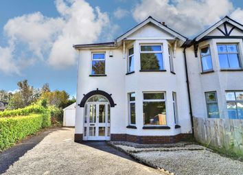 Thumbnail 3 bed semi-detached house to rent in Heath Park Crescent, Heath, Cardiff