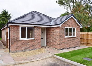 Thumbnail 3 bed detached bungalow for sale in Hind Close, Main Street, Kinoulton