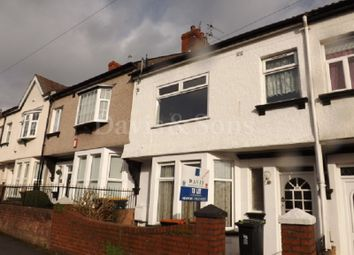 Thumbnail 3 bed terraced house to rent in Kenilworth Road, Newport, Newport.