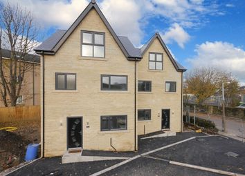 Thumbnail 4 bed semi-detached house for sale in Dock Lane, Shipley