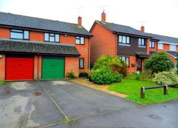 Thumbnail 3 bed end terrace house for sale in Trelawney Drive, Tilehurst, Reading