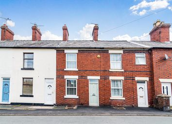 Thumbnail 2 bed terraced house for sale in Church Street, St. Georges, Telford